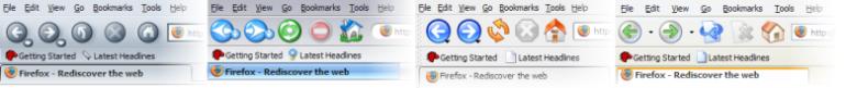 Firefox Temas